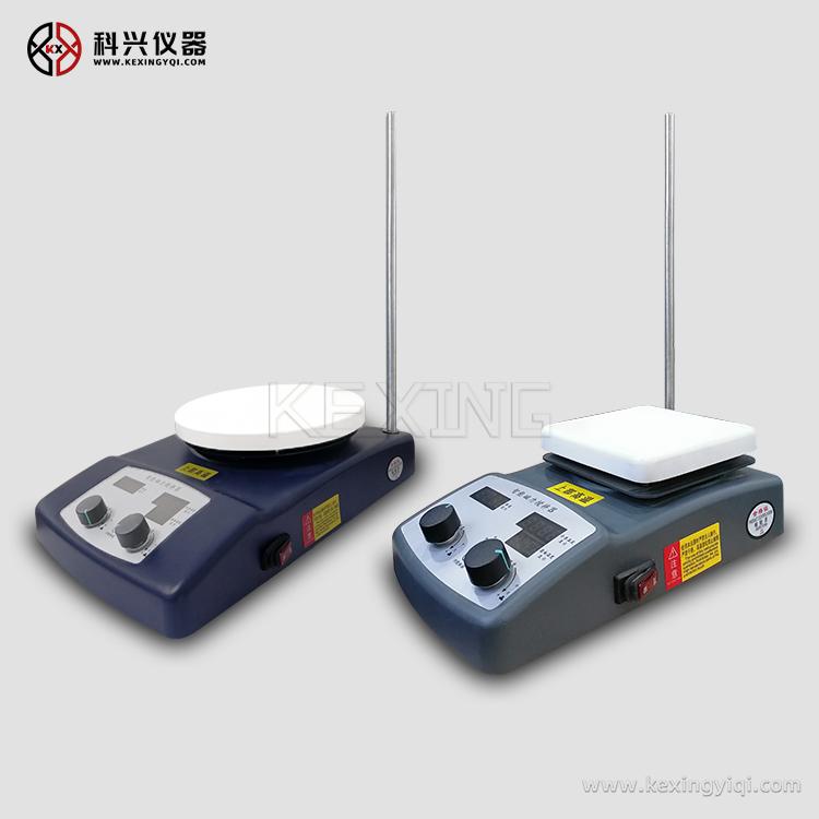 智能磁力搅拌器(加热板式)