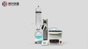 实验室旋转蒸发仪的主要部件及功能