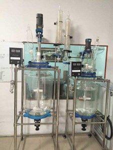 选择透明玻璃反应釜阀门不知道怎么选择?