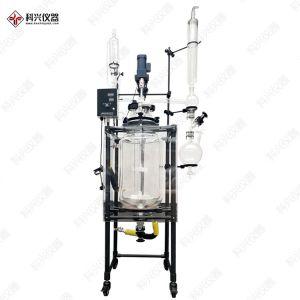双层玻璃反应釜(技术型)